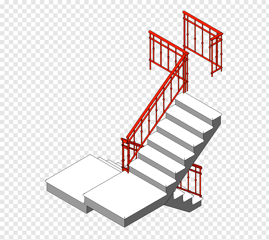 Basketball Hoop, Staircases, Guard Rail, Handrail, Cable.