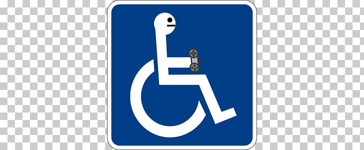 Disability Sign Accessibility Symbol , gamer s PNG clipart.