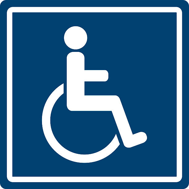 Wheelchair Clip Art, Vector Images & Illustrations.
