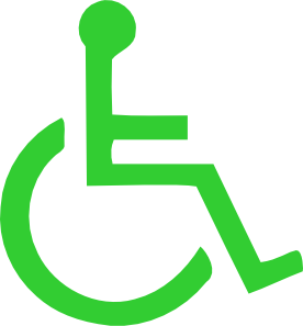 Wheelchairs Clipart.