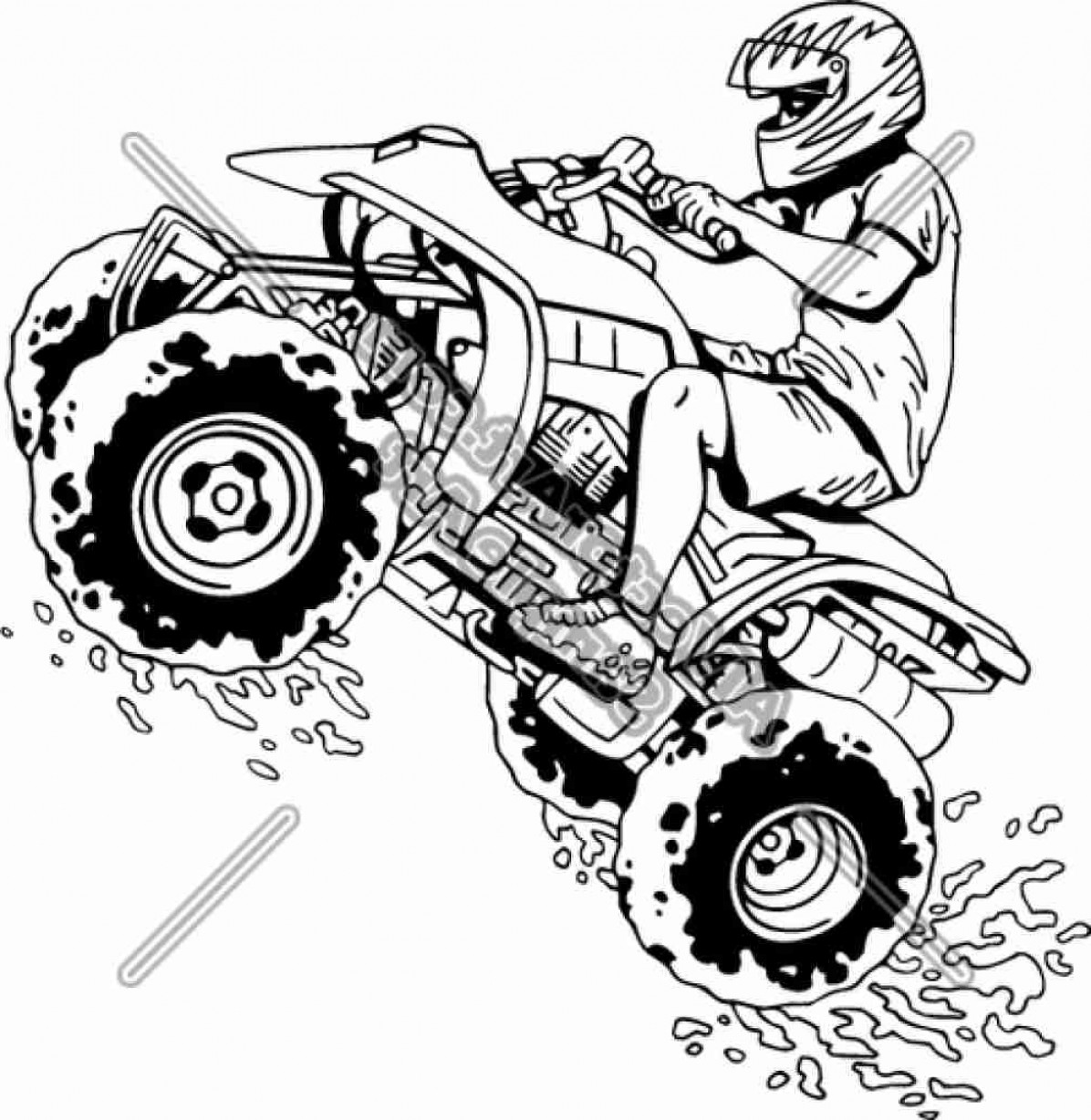 Four Wheeler Clipart Group Brilliant Clip Art.
