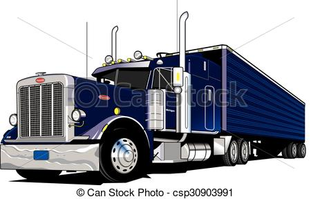 18 wheeler Clipart Vector and Illustration. 778 18 wheeler clip.