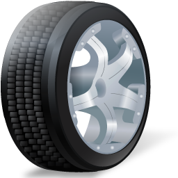 Car wheel wheel 2 clip art at vector clip art image #18140.