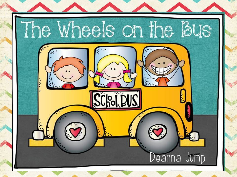 Wheels on the bus clipart 1 » Clipart Portal.