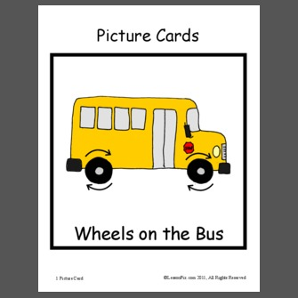 Wheels On The Bus Clipart (98+ images in Collection) Page 2.
