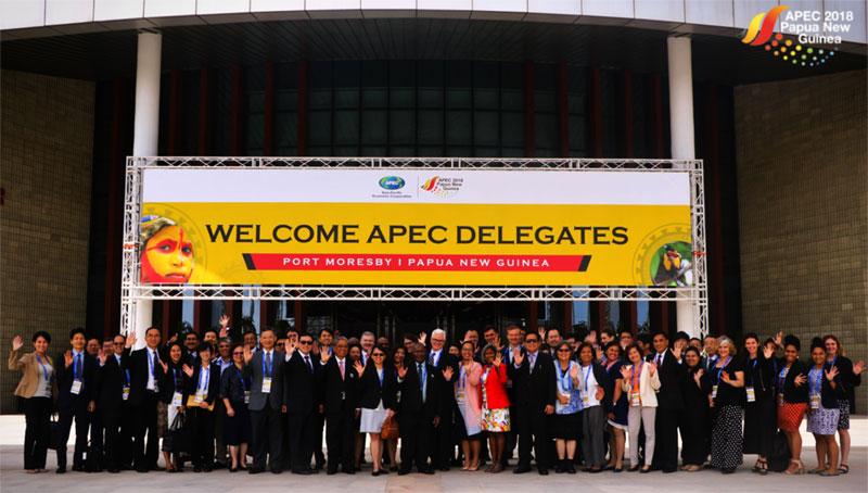 Asia Pacific Economic Cooperation.