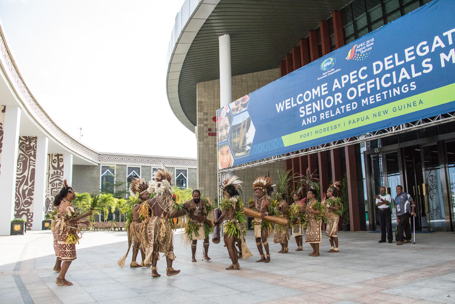 APEC Senior Officials' Meeting Registration Open.