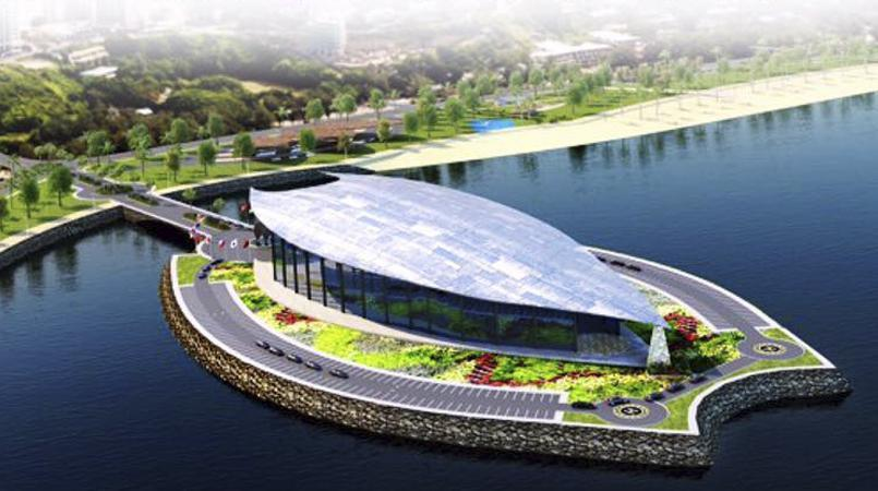 APEC Haus to be a world class museum.