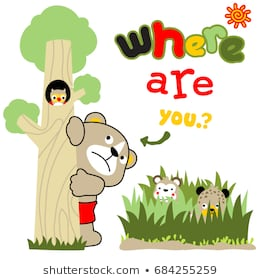 Hide And Seek Clipart (106+ images in Collection) Page 3.
