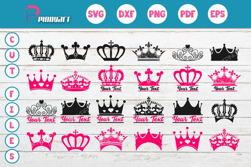 Free crown svg,crown dxf,crown png,crown pdf,crown vector.