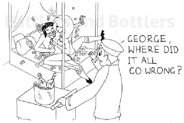 Where Did I Go Wrong Cartoon.