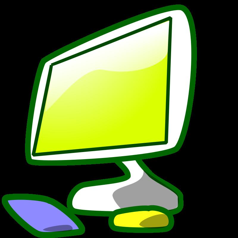 Free Clipart: Mycomputer.