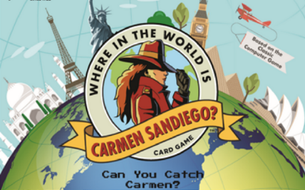 The Purge: # 2244 Where in the World is Carmen Sandiego.