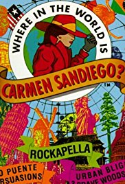 Where in the World Is Carmen Sandiego? (TV Series 1991.