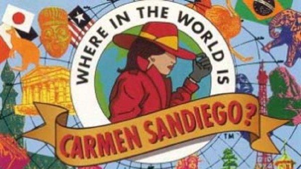 Where in the World is Carmen Sandiego? Season 5 Episode 47.