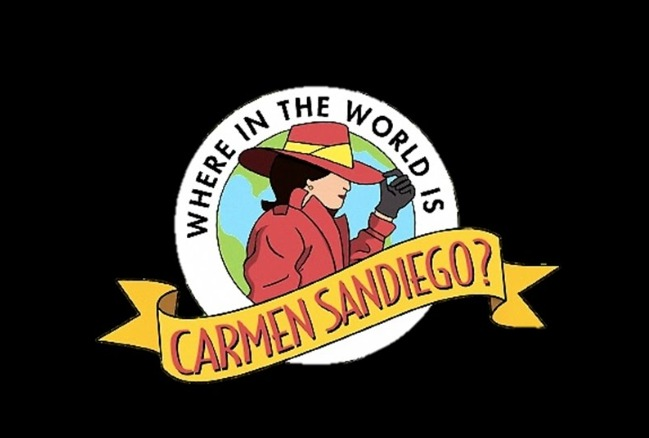 Where in the World is Carmen Sandiego: Slopes? • Activity.
