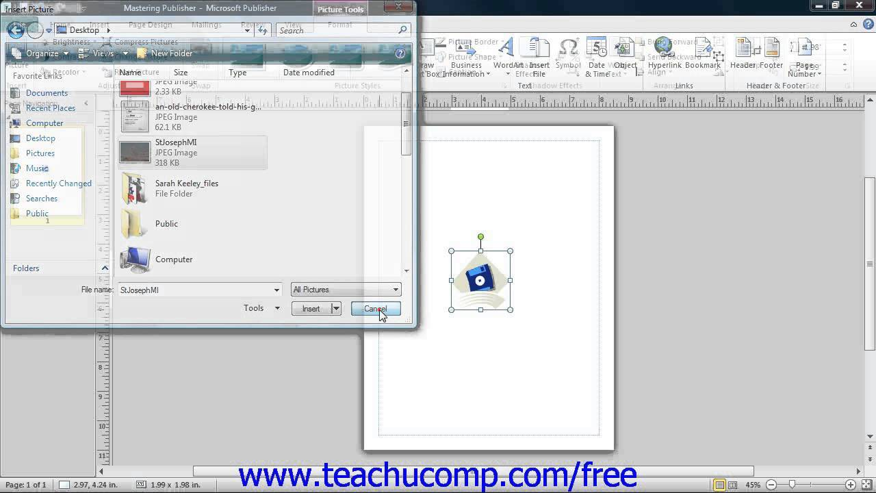 How to insert clipart in publisher 2016 1 » Clipart Portal.