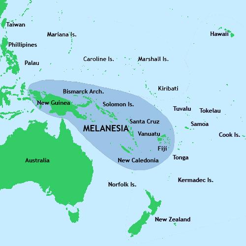 New Guinea.