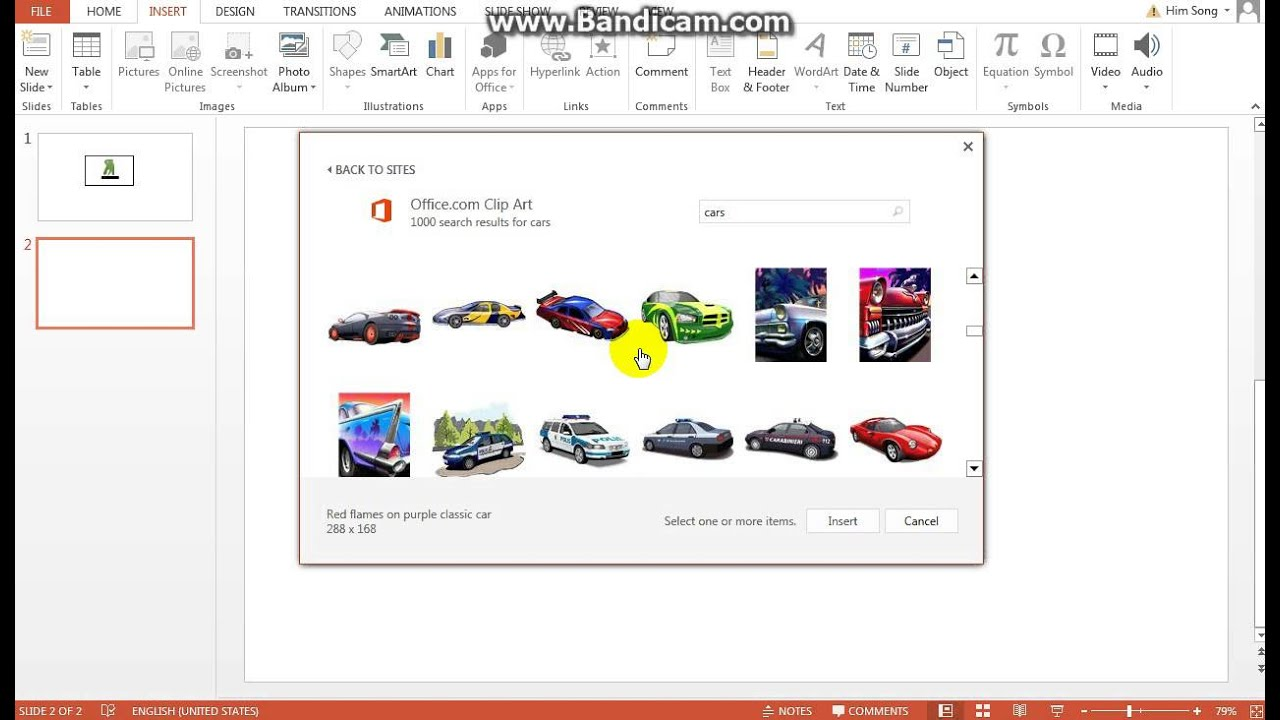 [Tutorial] How to find clip art in power point 2013.