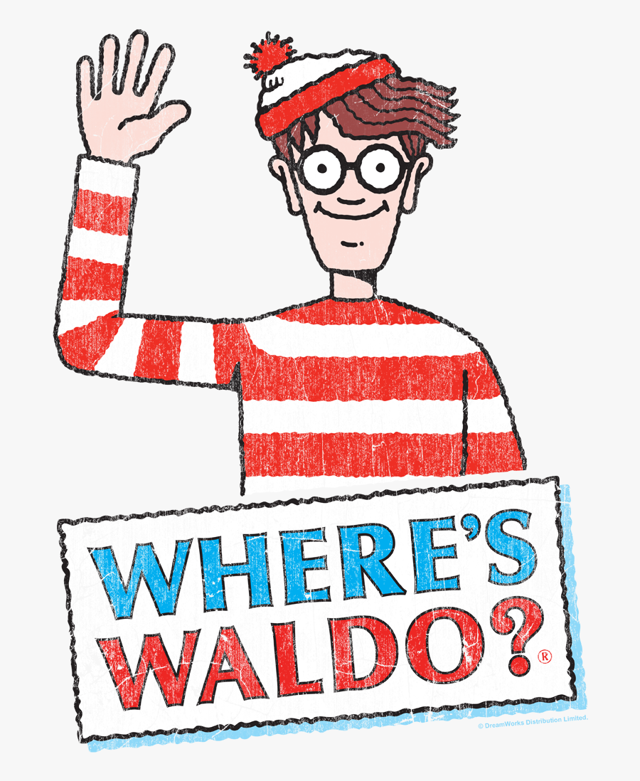Where\'s Waldo Logo Png , Free Transparent Clipart.