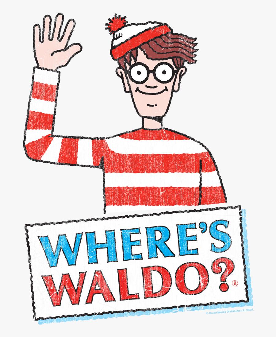 Where\'s Waldo Logo Png , Free Transparent Clipart.