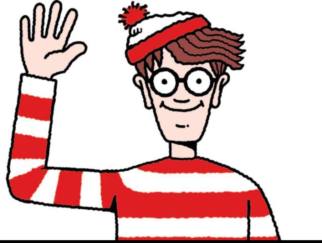 Wheres waldo clipart » Clipart Station.