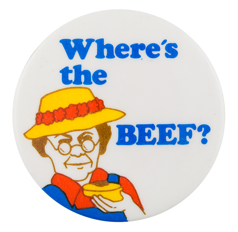 Where\'s the Beef.