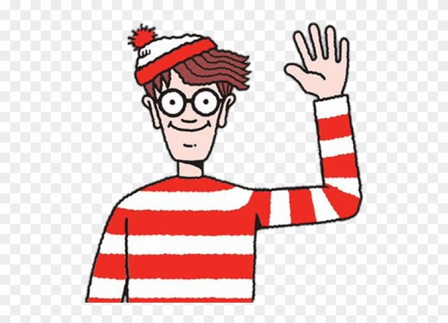 Where\'s Waldo Png & Free Where\'s Waldo.png Transparent.