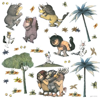Wild Things Are Clipart Worksheets & Teaching Resources.