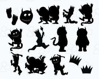 Where The Wild Things Are Clipart (101+ images in Collection) Page 2.