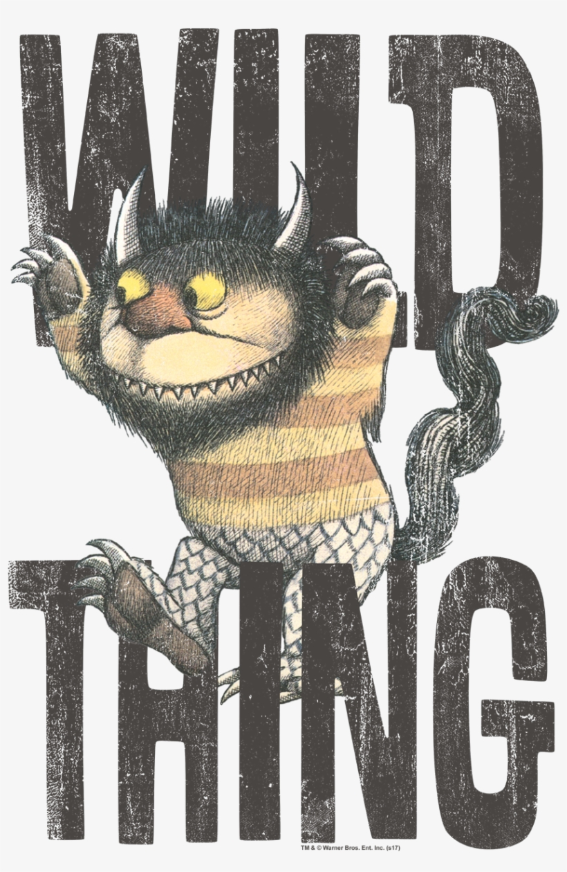 Where The Wild Things Are Wild Thing Juniors T.