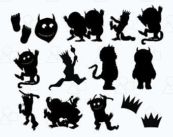 Wild one silhouette.