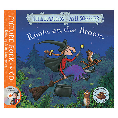 Buy Room on the Broom Book and CD.