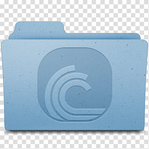 Torrent Folder Leopard, Bittorrent icon transparent.