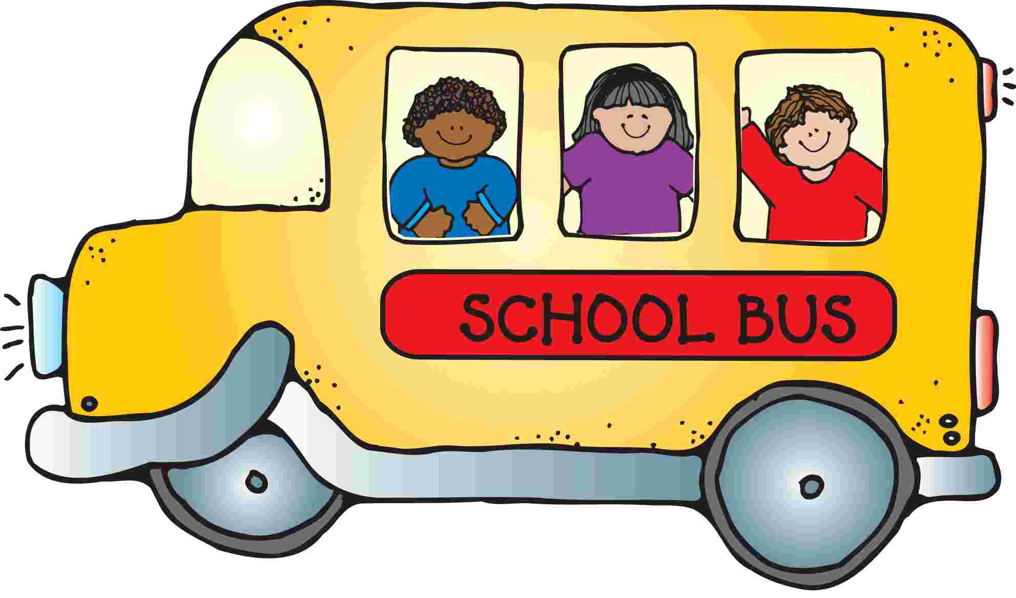 Free Cliparts: Lotharingenkruis School Clipart School Bus.