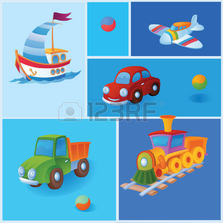809 Child S Toy Stock Illustrations, Cliparts And Royalty Free.