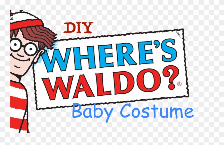 "Diy Baby ""where Is Waldo"" Halloween Costume."