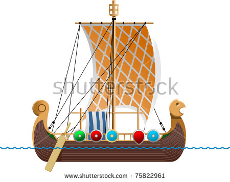Wooden Ship Stock Vectors Images Vector
