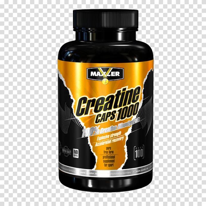 Creatine Bodybuilding supplement Capsule Whey protein.