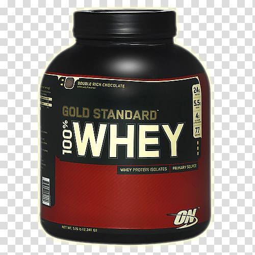 Dietary supplement Whey protein isolate, health transparent.