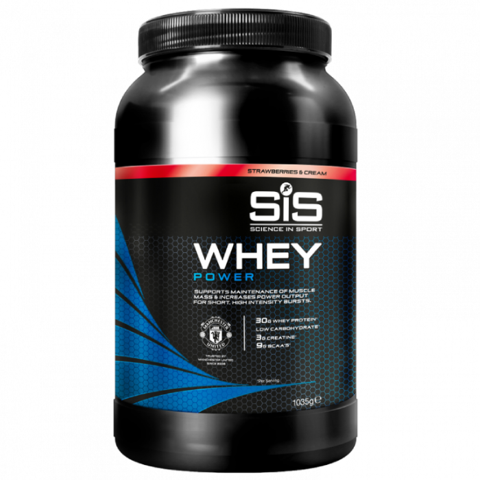 Whey Power.