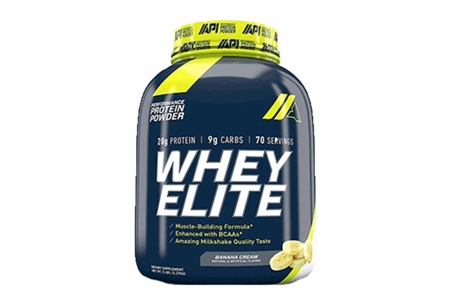 Picture Of Api Whey Elite 5lb.