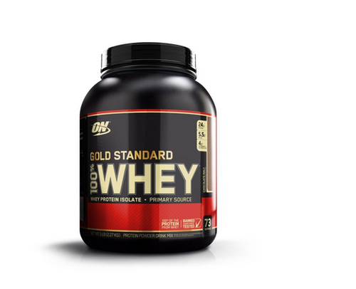 On Gold Standard Whey Protein 5lbs.
