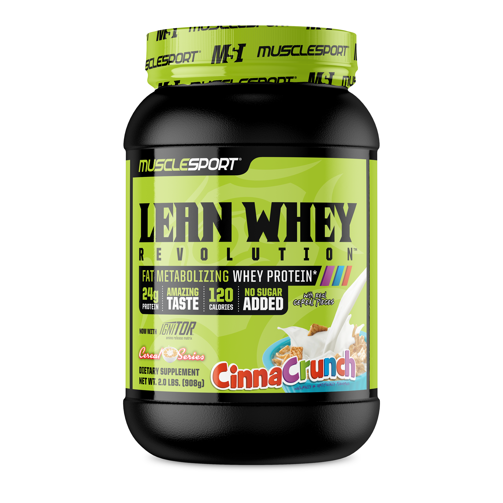 Lean Whey Revolution™.