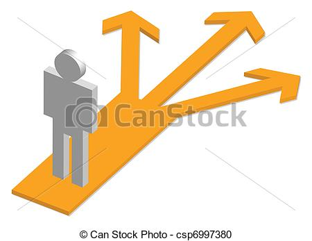 Which Way Clip Art.