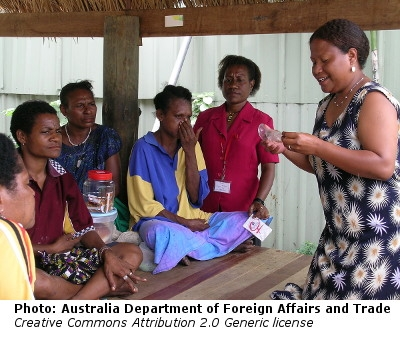 PNG Tops HIV Statistics In Pacific.