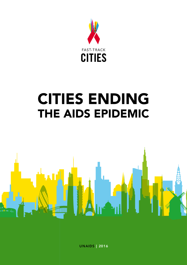 Cities ending the AIDS epidemic.