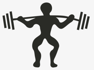 Weight Lifting Clip Art, HD Png Download.