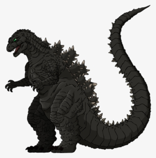Free Godzilla Clip Art with No Background.