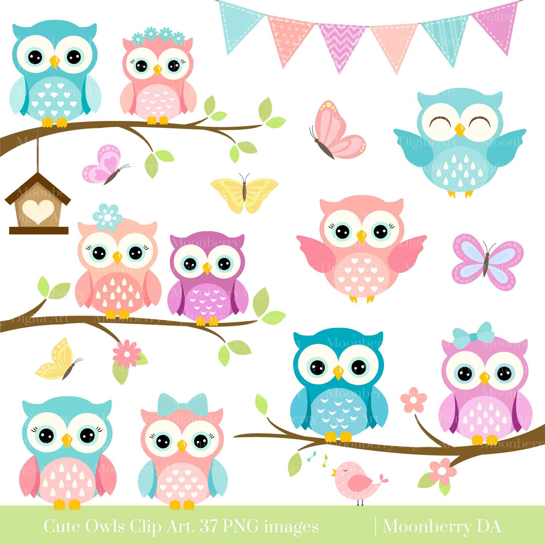 Owl Clipart Cute.
